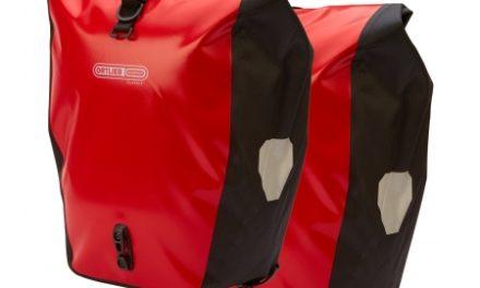 Ortlieb – Back-Roller Classic – Rød/Sort 2 x 20 liter