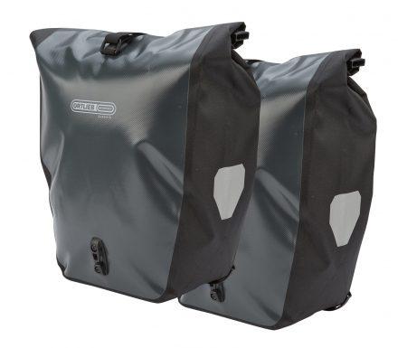 Ortlieb – Back-Roller Classic – Sort/grå 2 x 20 liter
