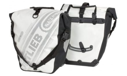 Ortlieb – Back-Roller Classic Whiteline – Hvid 2 x 20 liter