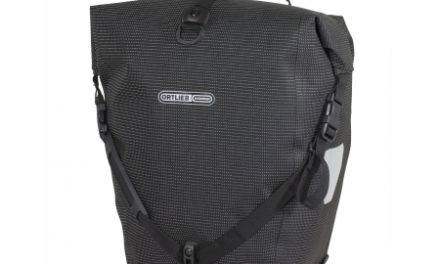 Ortlieb Back-Roller High Visibility – Sort – 20 liter
