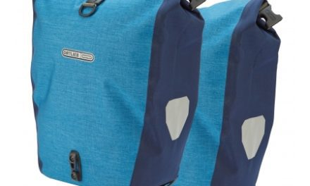 Ortlieb – Back-Roller plus – Blå 2 x 20 liter