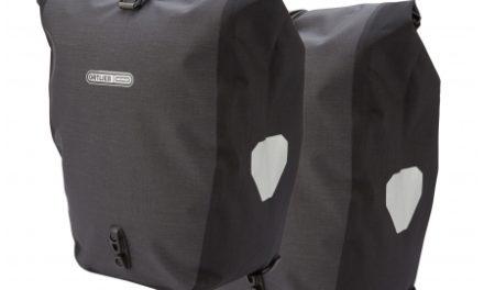 Ortlieb – Back-Roller plus – Grå/Sort 2 x 20 liter