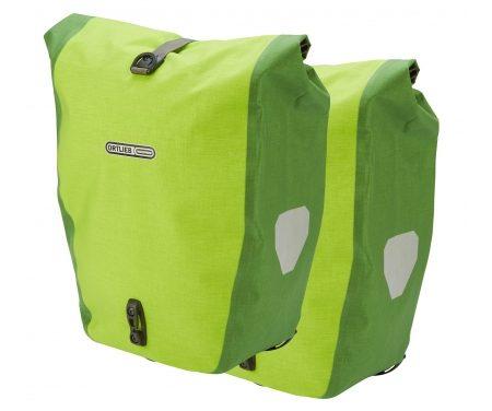 Ortlieb – Back-Roller plus – Lime/Grøn 2 x 20 liter