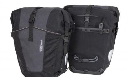 Ortlieb Back-Roller Pro Plus – 2 stk. cykeltasker – 2 x 35L Sort/grå