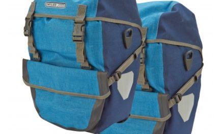 Ortlieb – Bike-Packer plus – Blå 2 x 21 liter
