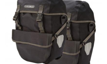 Ortlieb – Bike-Packer plus – Granit/Sort 42 liter