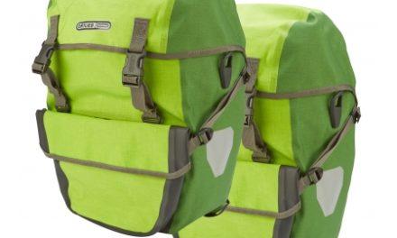 Ortlieb – Bike-Packer plus – Lime/Grøn 42 liter