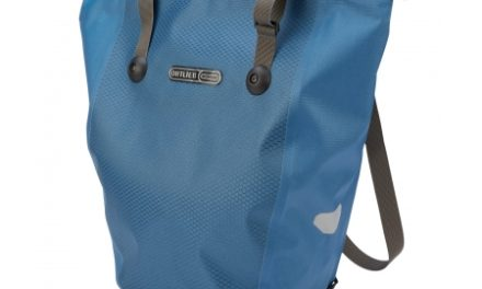 Ortlieb – Bike-Shopper – Blå 20 liter