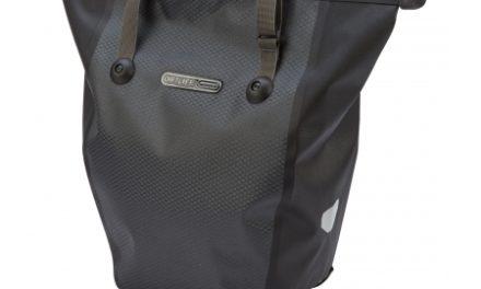 Ortlieb – Bike-Shopper – Grå/Sort 20 liter