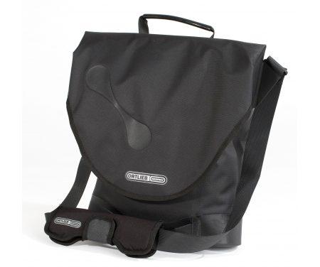 Ortlieb – City-biker – Sort – 10 liter – QL3.1