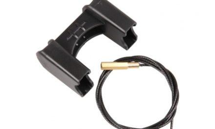 Ortlieb forlænger adaptor til Ultimate 2-6 beslag