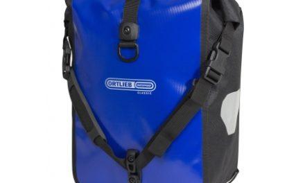 Ortlieb Front-Roller Classic – Cykeltasker – Blå/sort – 25 liter