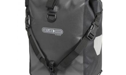 Ortlieb Front-Roller Classic – Cykeltasker – Grå/sort – 25 liter