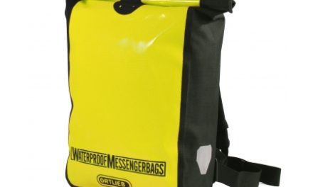 Ortlieb – Messenger bag – Gul/Sort 39 liter