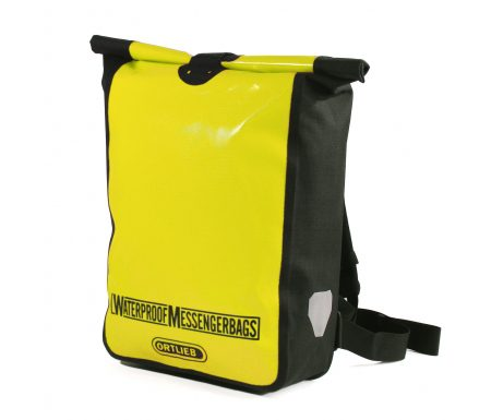 Ortlieb – Messenger bag – Gul/Sort 39 liter