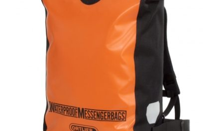 Ortlieb – Messenger bag – Orange 39 liter