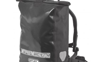 Ortlieb – Messenger bag – Sort 39 liter