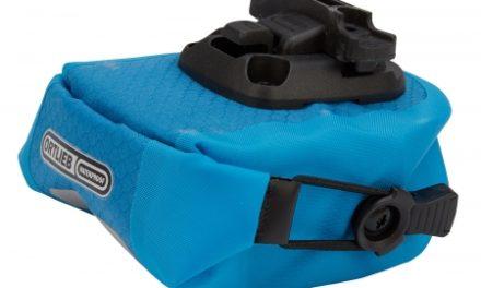 Ortlieb – Micro Sadeltaske – Blå 0,6 liter