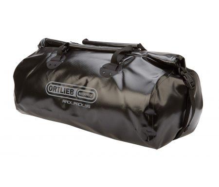 Ortlieb – Rack-Pack – Sort 49 liter – Rejsetaske