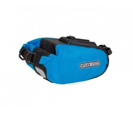 Ortlieb – Sadeltaske – blå/sort 0,8 liter