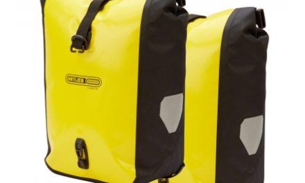 Ortlieb – Sport-Roller Classic – Gul/Sort 2 x 12,5 liter