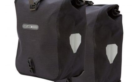 Ortlieb – Sport-Roller plus – Granit/Sort 2×12,5 liter