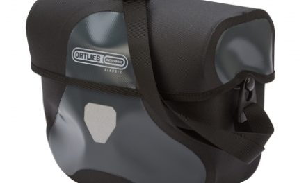 Ortlieb – Ultimate 6 Classic – Grå/Sort – 7 liter