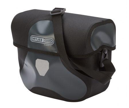 Ortlieb – Ultimate 6 Classic – Grå/Sort – 7 liter