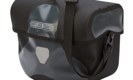 Ortlieb – Ultimate 6 Classic – Grå/Sort 8,5 liter