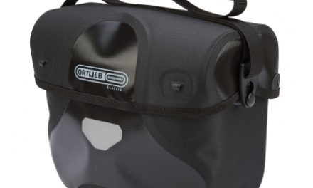Ortlieb – Ultimate 6 Classic – Sort 7 liter