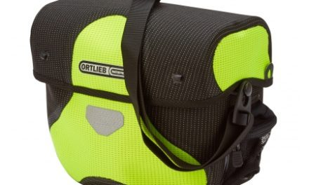 Ortlieb – Ultimate 6 M High Visibilty – Gul/Sort 7 liter