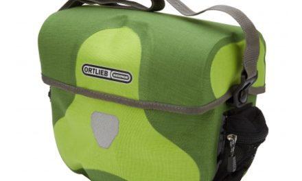 Ortlieb Ultimate 6 Plus – Lime/mosgrøn – 7 liter