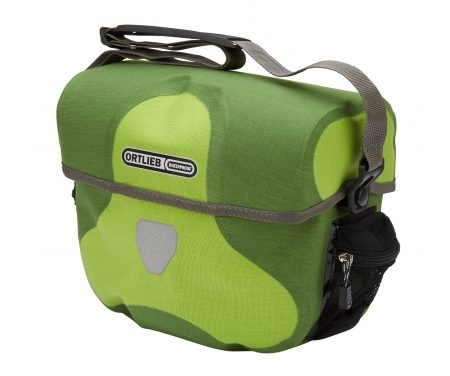 Ortlieb Ultimate 6 Plus – Lime/mosgrøn – 7 liter