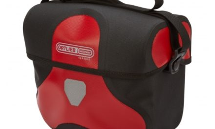 Ortlieb Ultimate 6M Classic – Styrtaske – Rød – 7 liter