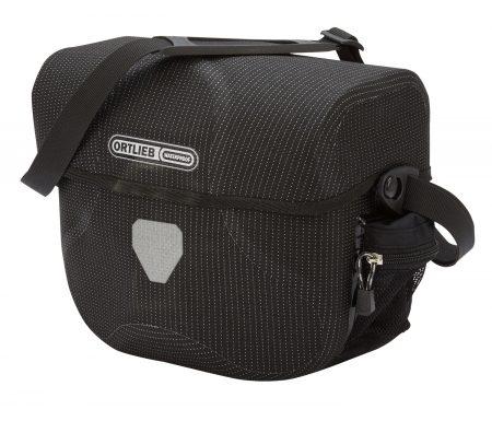 Ortlieb Ultimate 6M High Visibility – Styrtaske – Sort – 7 liter