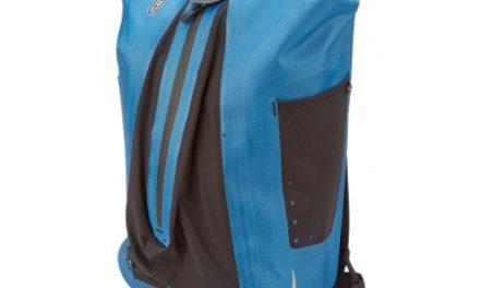 Ortlieb – Vario – Blå 20 liter – Cykeltaske og rygsæk i én