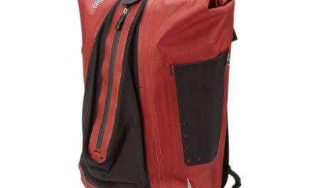 Ortlieb – Vario – rød 20 liter – Cykeltaske og rygsæk i én