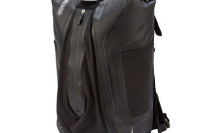 Ortlieb – Vario – Sort 20 liter – Cykeltaske og rygsæk i én