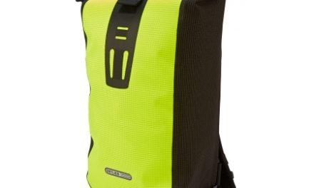 Ortlieb – Velocity High Visibility – Gul/Sort 24 liter