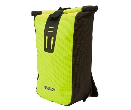 Ortlieb – Velocity High Visibility – Gul/Sort 24 liter