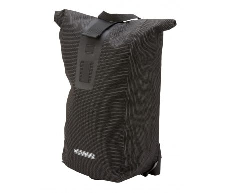Ortlieb – Velocity High Visibility – Sort 24 liter