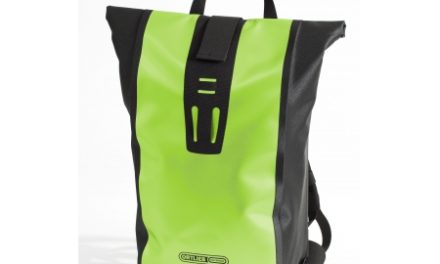 Ortlieb – Velocity – Lime/Sort 24 liter