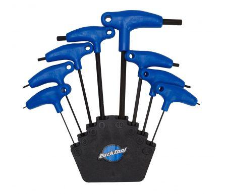 Park Tool PH-1 – Unbrako nøglesæt 8 nøgler – Med håndtag