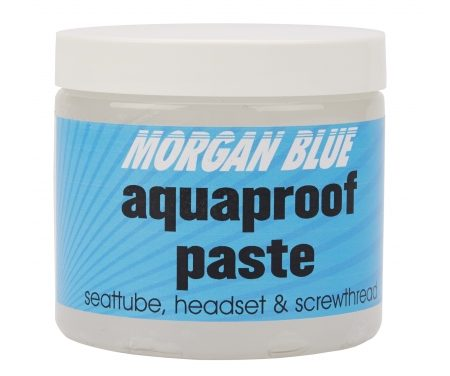 Pasta vandfast til samling Morgan Blue 200 ml
