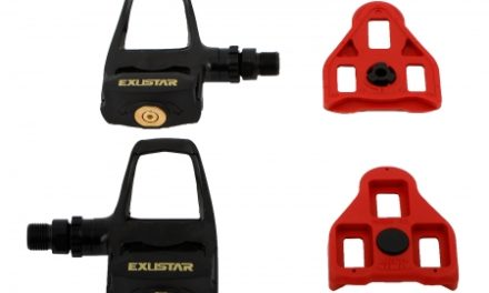 Pedaler Exustar PR70 Sort Look Delta type