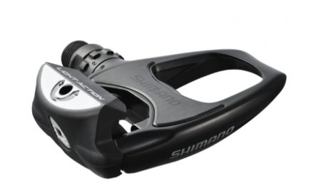 Pedaler Shimano PD-R540 Light Action SPD-SL Sort