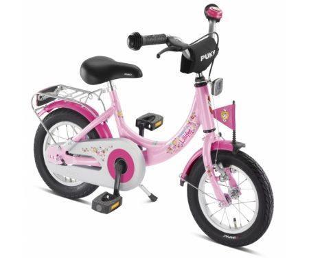 "Pigecykel Puky ZL 12 Alu 12"" Lyserød/Pink Lillifee"