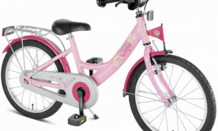 "Pigecykel Puky ZL 18 Alu 18"" Lyserød/Pink Lillifee"