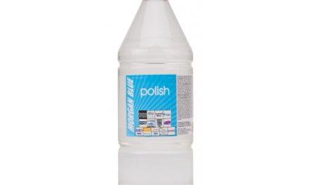 Polish flaske Morgan Blue 1000 ml