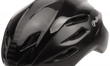 Polisport Aero Road – Cykelhjelm – Sort